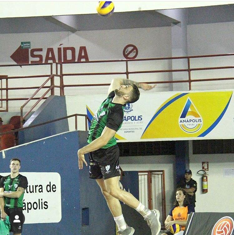 Atletas Pro Sports participam do Campeonato Mineiro de voleibol