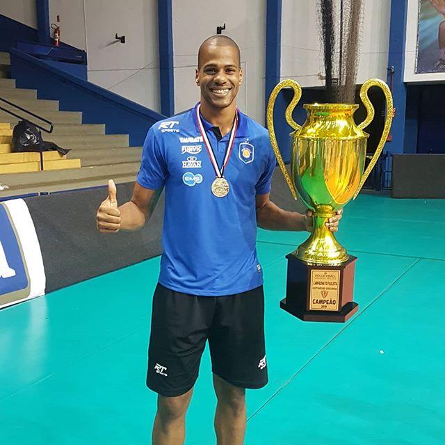 Vôlei: Isbel Mesa, atleta Pro Sports, é campeão Paulista 2019