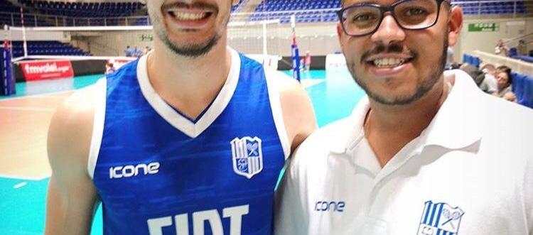Rodrigo Ribeiro. Foto: Divulgação FIAT/Minas