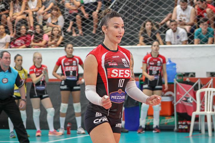 Tiffanny Abreu. Foto: Priscila Nóbrega